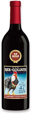 렉스 골리앗 카베르네 소비뇽 와인.