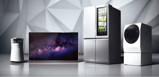 "LG 전자 超프리미엄 가전 'LG 시그니처' ""위대한 여정의 힘을 보여주다"""