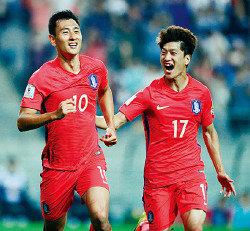 지지부진 한국 축구 10월엔 달라질까