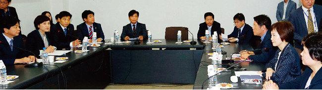 야당 단독 국감, '최순실' 정조준