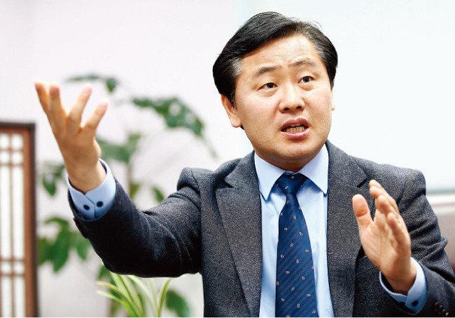 국민의당 김관영 의원  '새만금 카지노' 불가피론