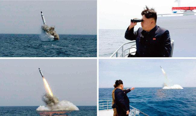 북한과 이란, '궤도의 축(Axis of Orbit)'인가