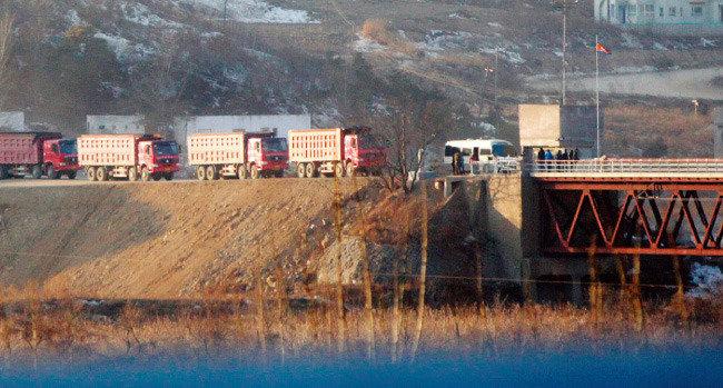 北,中 제재 직전 석탄 할인 대방출