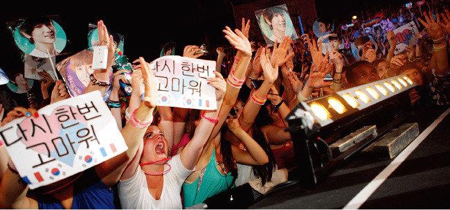 아이돌의 아이돌에 의한 아이돌을 위한 케이팝