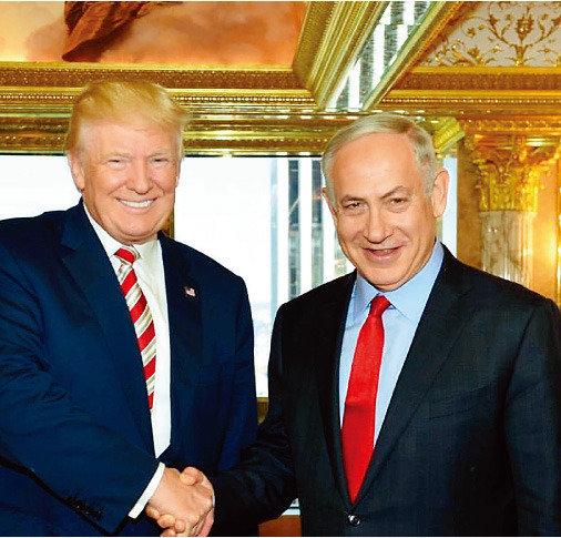 美 대통령은 바뀌어도  유대인은 영원하다