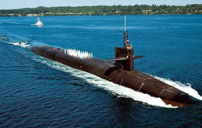 美·中 군사력 팽창  남중국해 해저 대전