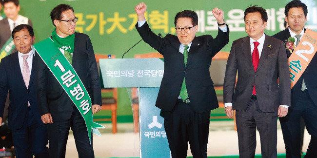안 철 수 전 국민의당 상임공동대표 | 박선숙, 김성식, 최상용 삼두체제