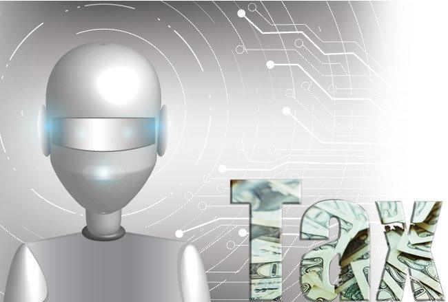 로봇에 세금을 물리자