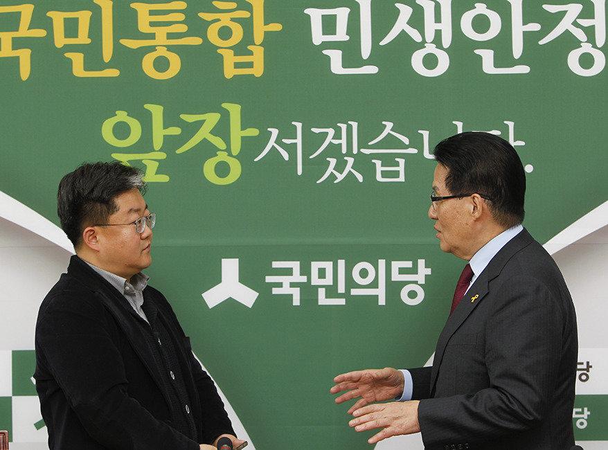 """""""문재인 공포증이 대세론 무너뜨릴 것"""""""