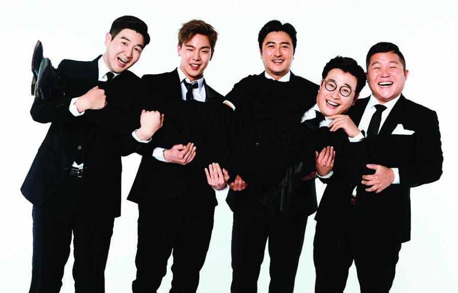 국내 최초 본격 '사(史)방' 예능 떴다!