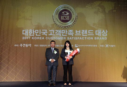 [2017 대한민국고객만족브랜드대상] 여성의 체형 보정을 돕는 언더웨어 브랜드 '도로시와
