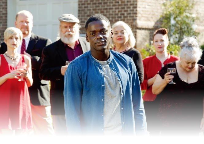 백인 여친 집을 방문한 흑인 남성의 불안감