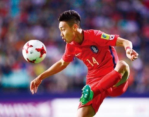 바르샤 듀오의 진격에 한국 U-20 16강 진출