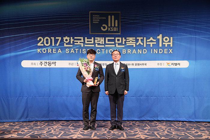 [2017 한국브랜드만족지수1위] 건강을 고려한 다이어트 식품 브랜드, 칼로바이(calobye)
