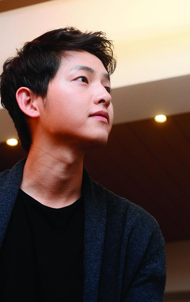 '연기와 사랑' 두 마리 토끼 잡은 송중기