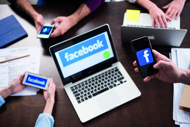 facebook, 디지털 시대의 빅 브라더