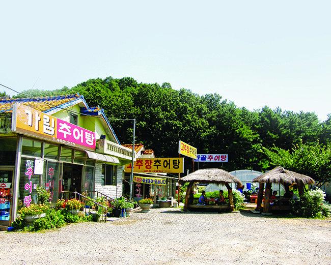 각종 해산물과 맛집 즐비한 인천 음식문화거리~