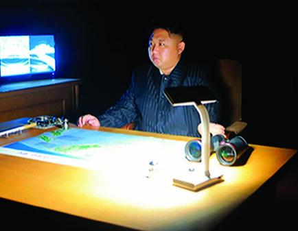 北 ICBM 발사와 인간의 '공격 욕구'