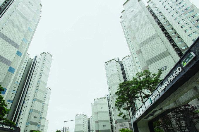 규제에도 끄떡없는 서울 신축아파트