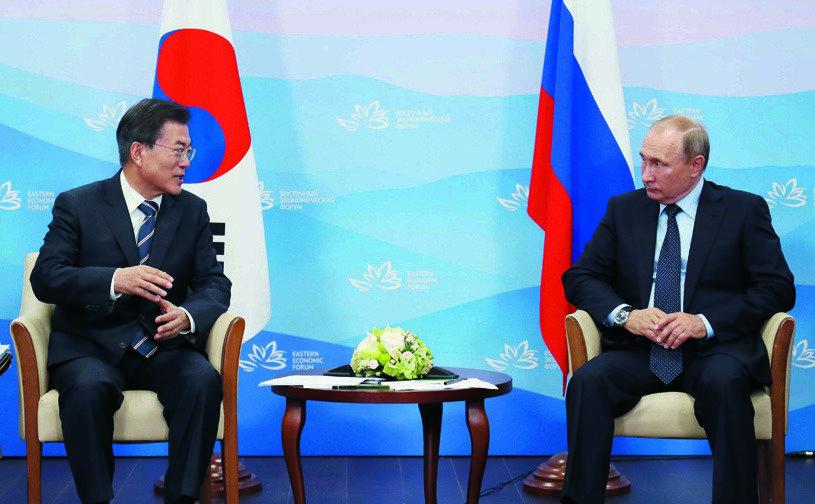 북한과 러시아의 신(新)밀월관계