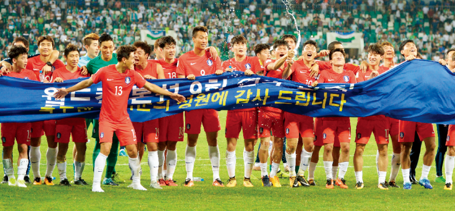 '베테랑' 염기훈, '신예' 김민재가 실망의 벽을 부술까?