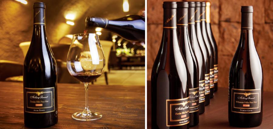 미국산 와인에서 느껴지는 프랑스 고급 피노 누아르의 맛