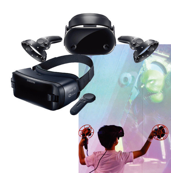 VR 생활백서