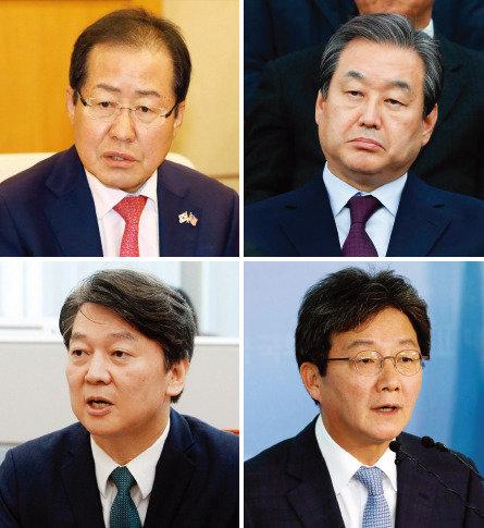 잠룡들 조급증이 부른 '통합 소동'