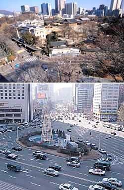 광화문 → 광장 대변신  꿈은 이뤄지나