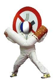 흡연 천국 프랑스, 금연 태풍 강타