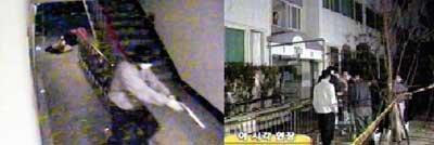 부산 겨눈 '러시아  마피아 총구'