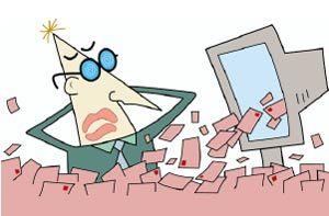 사이버 쓰레기 재활용 '공공의 이익'