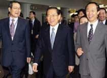 이회창 후보 중국 외교 이세기 전 의원 부부를 주목하라
