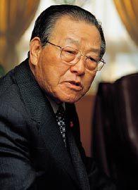 자민련 총재 김종필