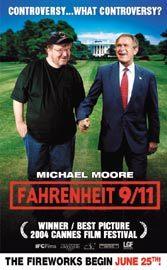 '화씨 9/11' 미국을 뒤흔들다
