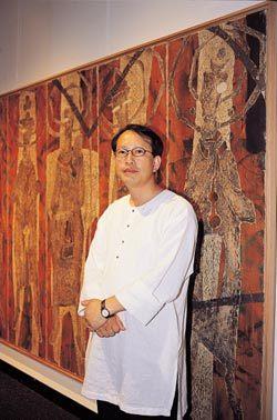 천년의 미술 '돈황 감동' 눈을 뜨다