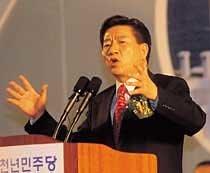 '盧風' 지방선거로 방향 선회