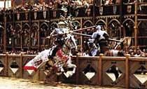 15세기 기사 갑옷은 무려 80kg 外