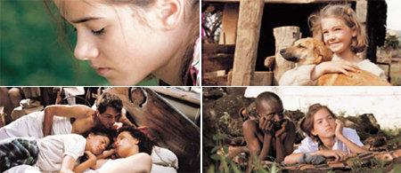 밍밍 … 조용 … 한 가족 검은 대륙 체험