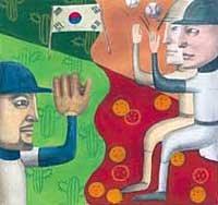 박찬호 vs 김선우 맞대결 펼쳐질까