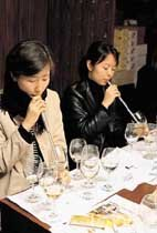 블렌딩 와인, 그 오묘한 맛의 첫 경험