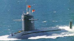 中 핵잡수함 영해 침범으로 日'발칵'