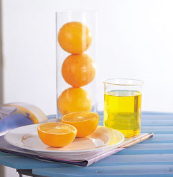 '오렌지 건강법' 아시나요