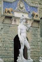 메디치 가문과 영욕 함께한 조각상들
