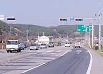 4차선 29번 국도는 '죽음의 도로'