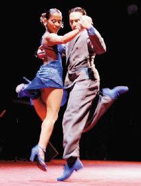 영원한 이방인, 춤추는 콤파드리토