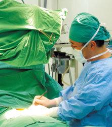 고령 환자 요통 척추관 확장술로 제압