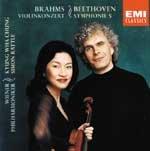 정경화-사이먼 래틀의 브람스 바이올린 협주곡 外
