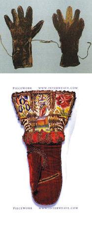 중세시대 권력의 상징 '장갑'