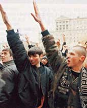 '극우 테러 공포' 러시아가 무섭다
